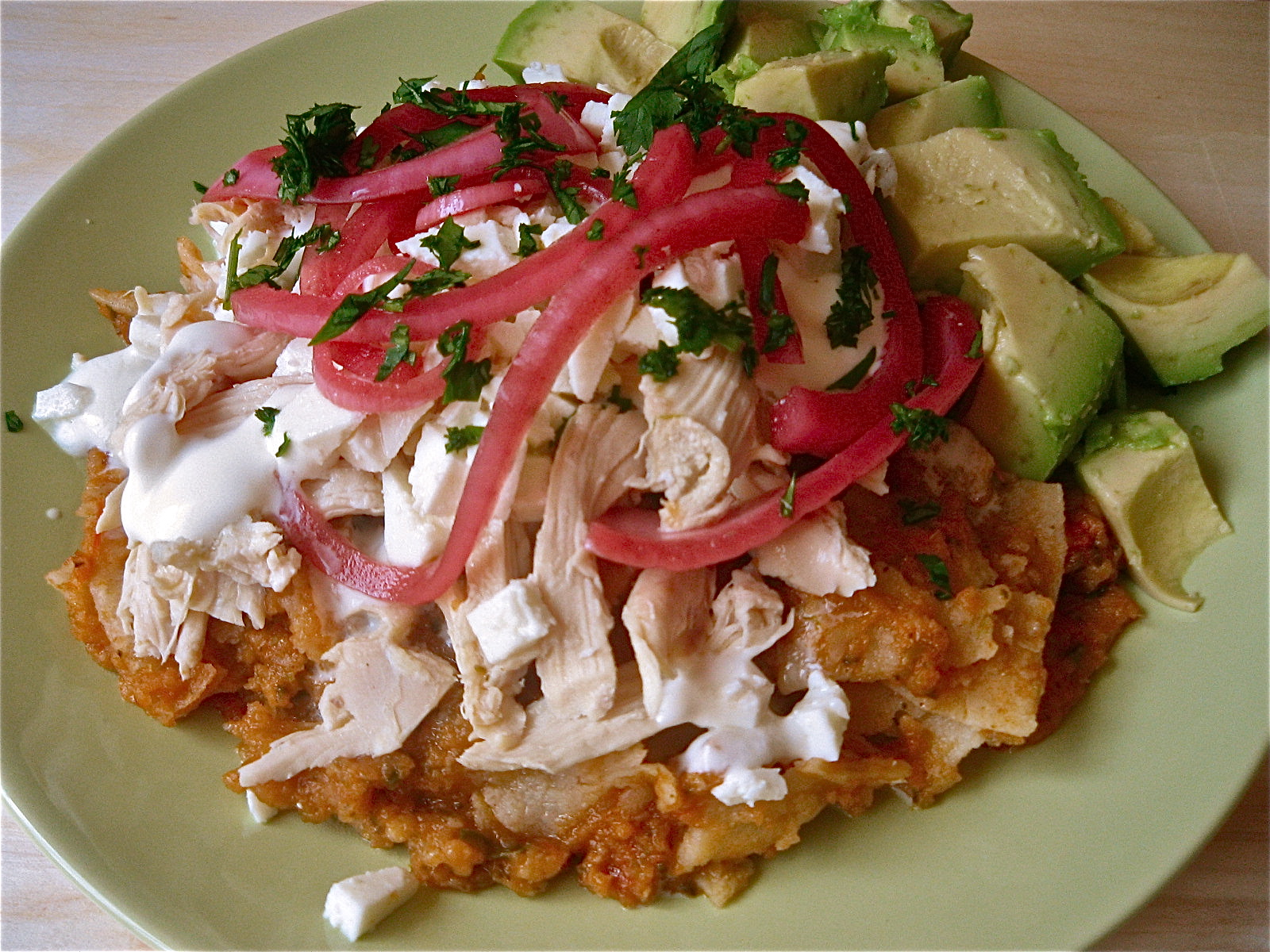 Chilaquiles | hungry sofia