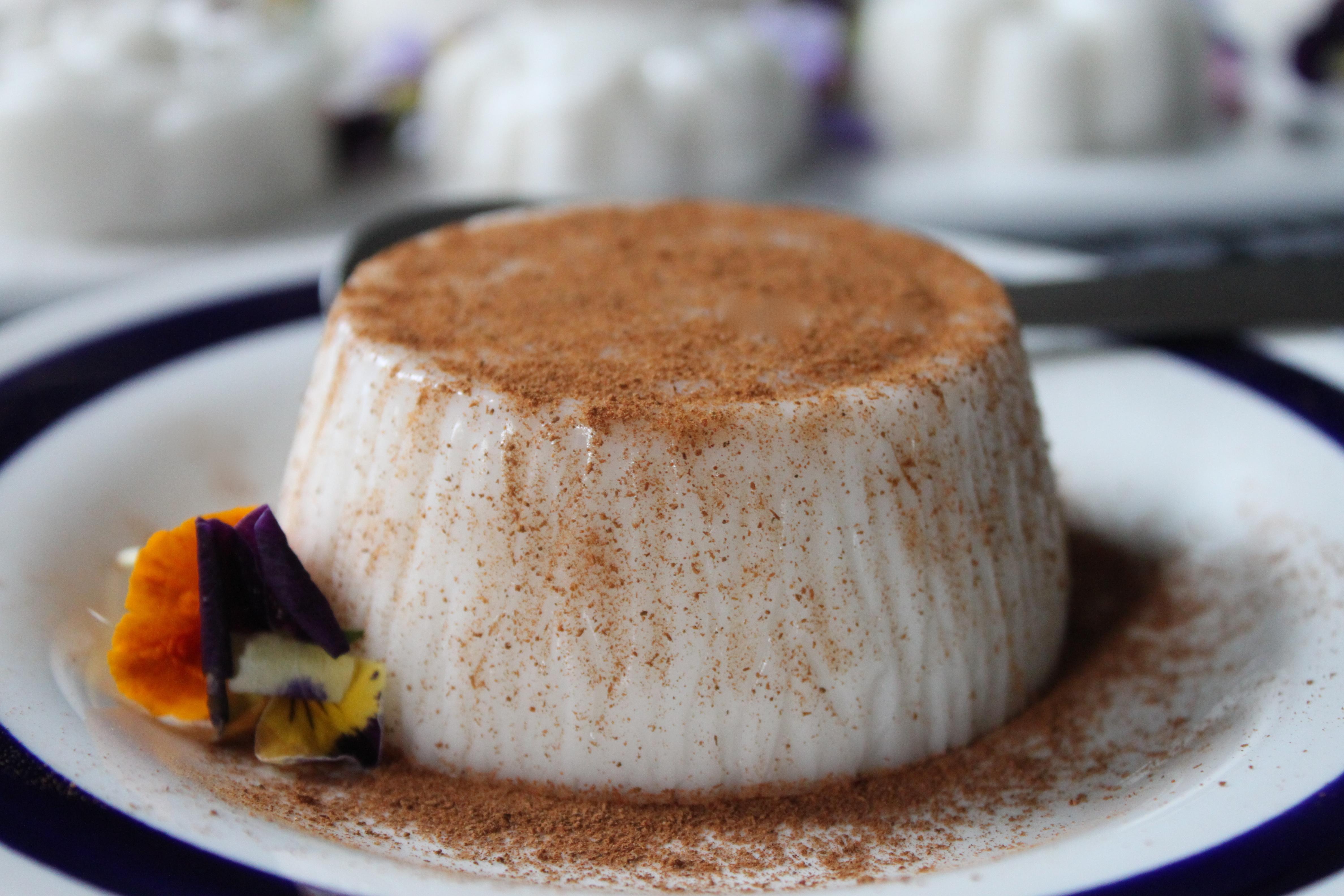 Here's an easy recipe: www.recipezaar.com/Tembleque