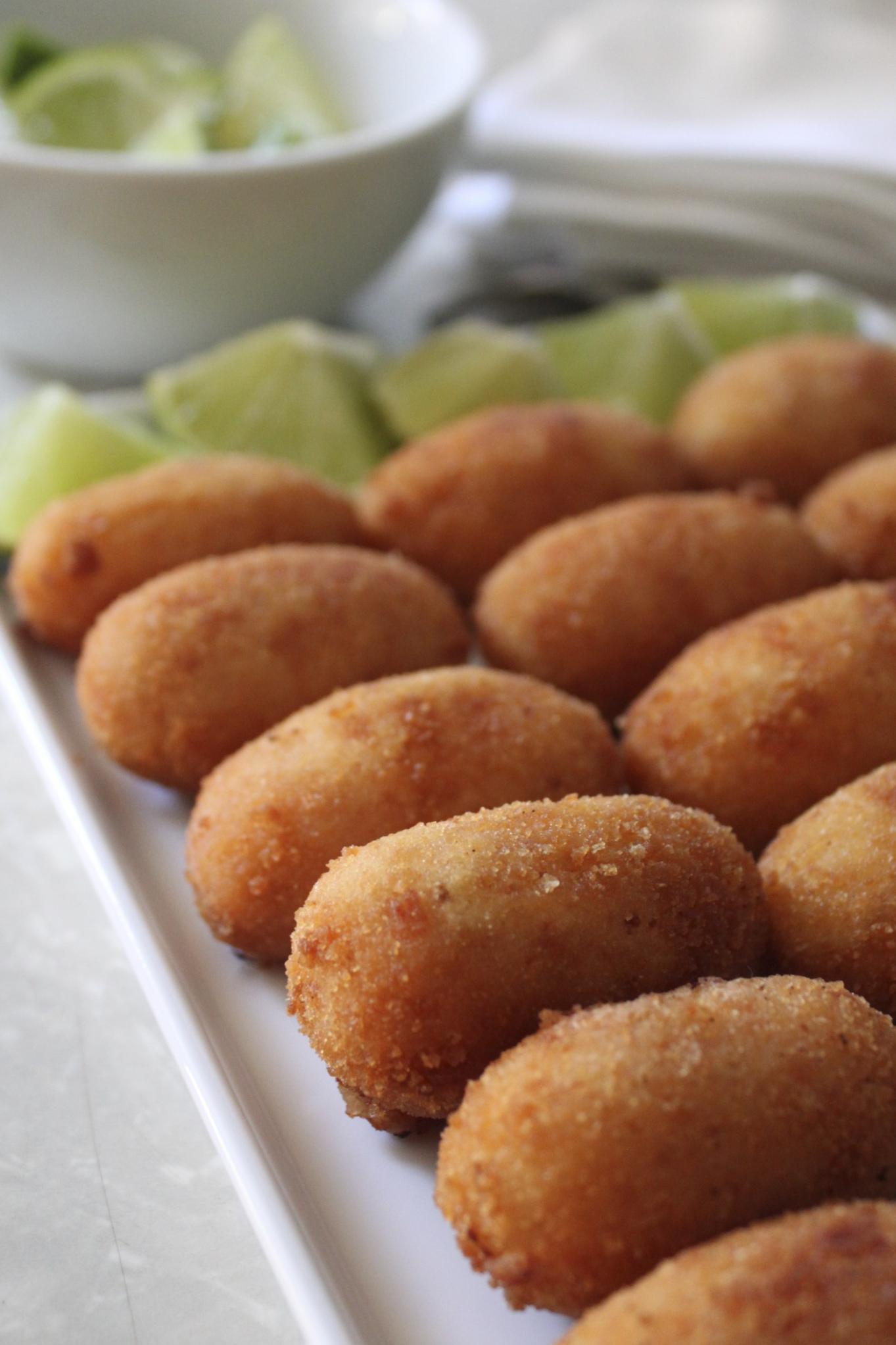 Croquetas de Jamón | hungry sofia  Croquetas de Ja...