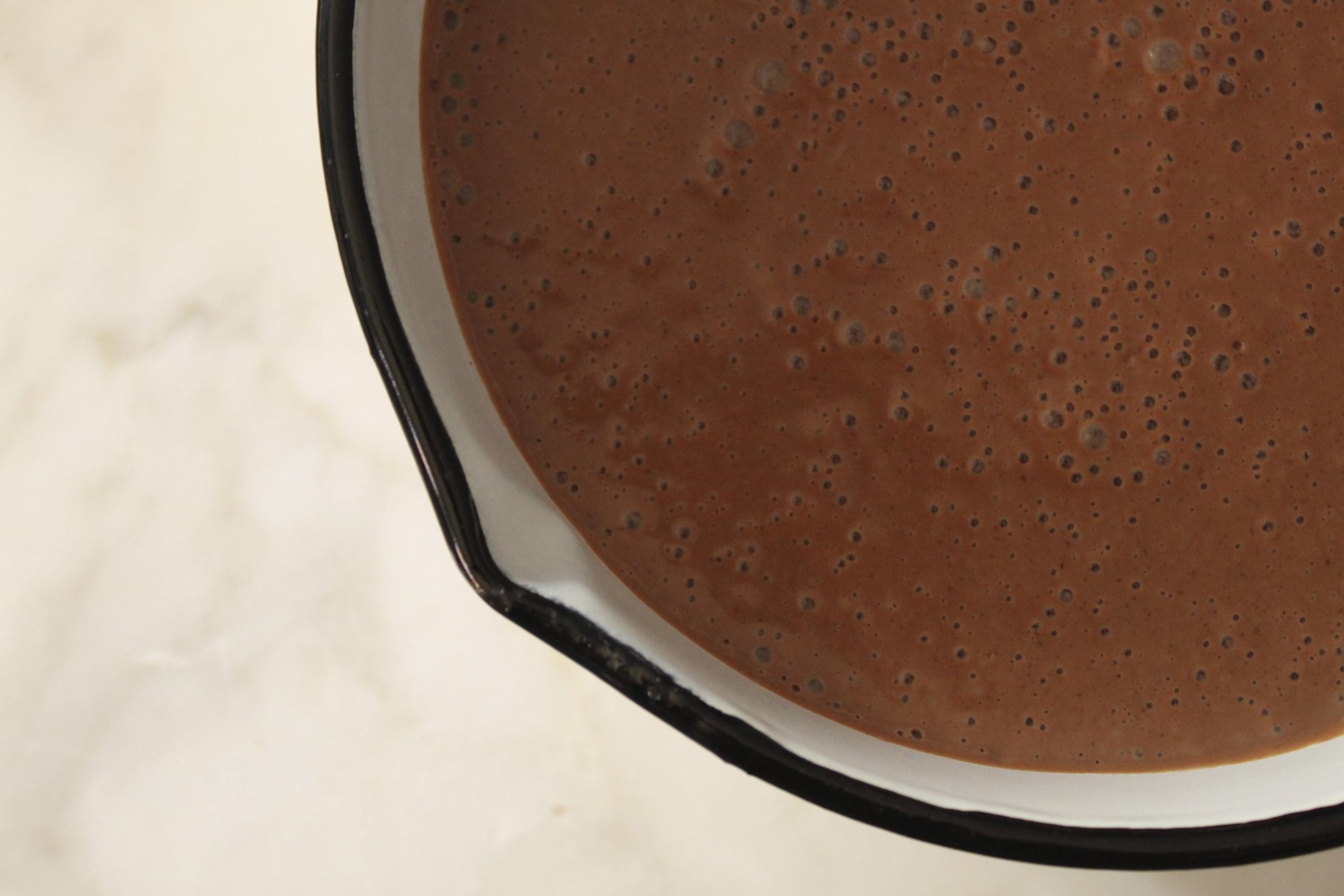 Inca Hot Chocolate