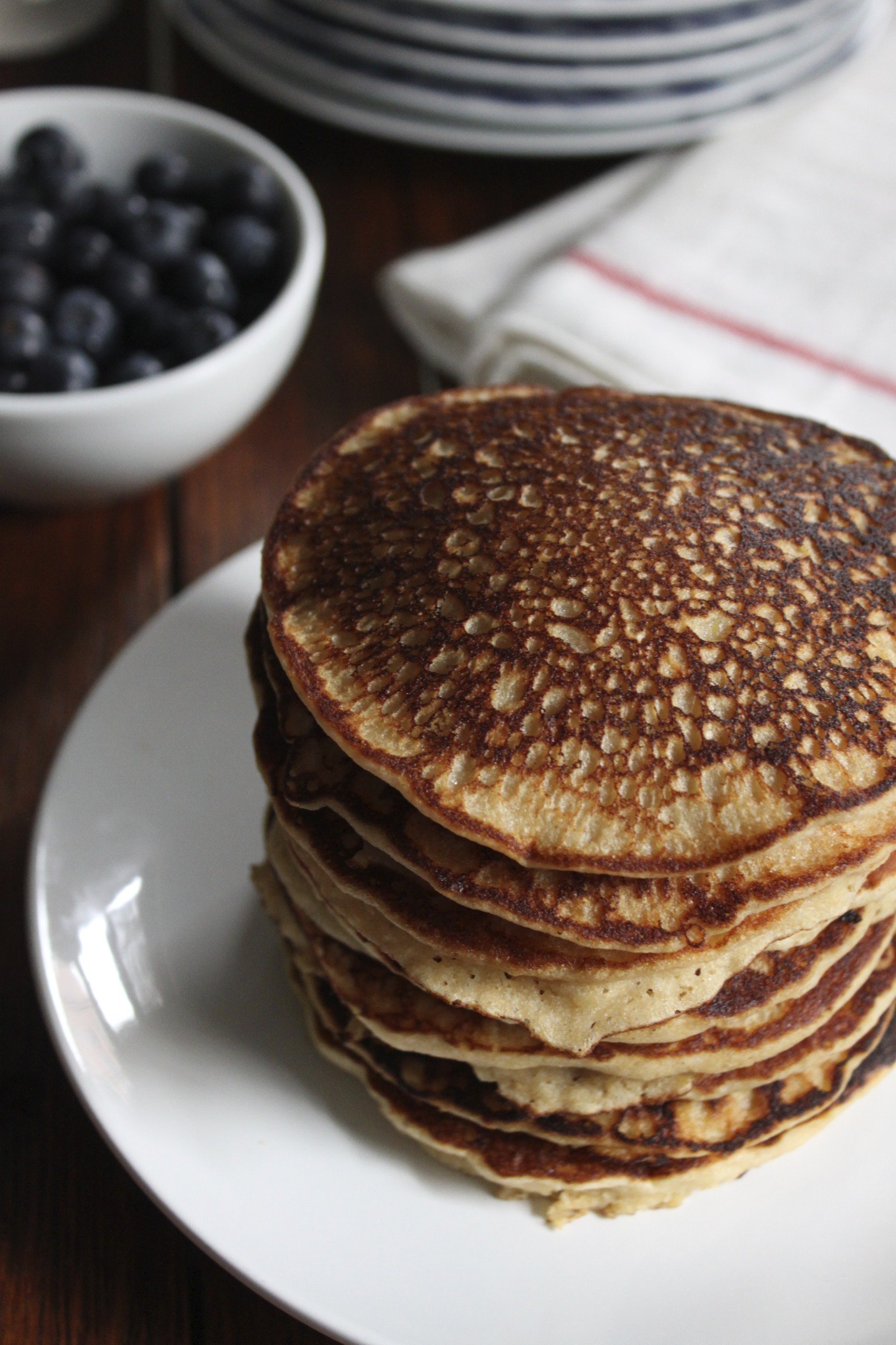 Cooking channel hungry sofia i was training for the nyc marathon and developed a recipe for amaranth pancakes for the cooking channels devour forumfinder Images